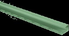 """Планка """"J - trim"""" фисташковая Т-15 - 3,00м"""